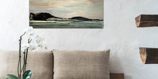 A travelled painting
