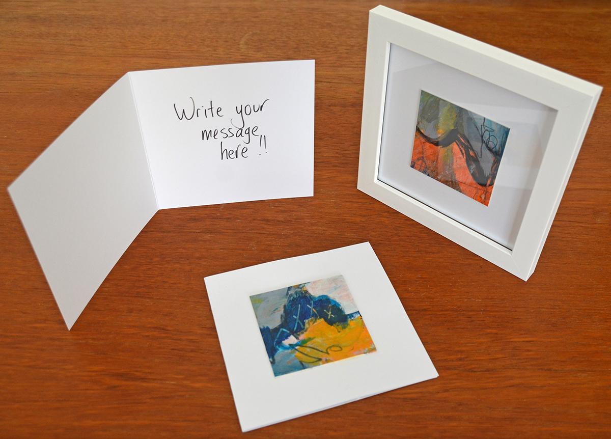 Framed Artwork Cards