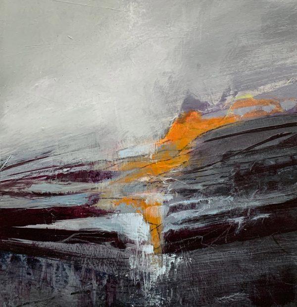 abstract landscape deep